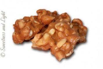 Cashew Toffee