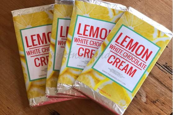 Lemon Cream Bar